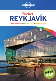 Lonely Planet Pocket Reykjavik, Paperback