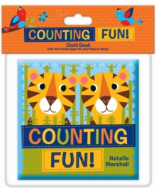 Counting Fun Cloth Book, Rag book