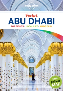 Lonely Planet Pocket Abu Dhabi, Paperback Book