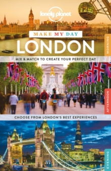 Lonely Planet Make My Day London, Spiral bound Book