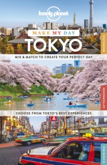 Lonely Planet Make My Day Tokyo, Spiral bound