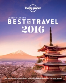 Lonely Planet's Best in Travel 2016, Paperback