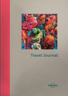 Lonely Planet Travel Journal, Paperback Book