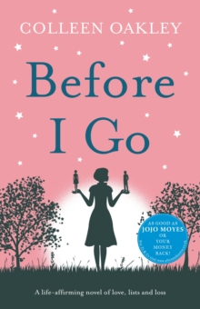 Before I Go, Paperback