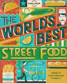 World's Best Street Food, Paperback Book