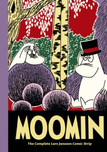 Moomin: Book 9 : The Complete Lars Jansson Comic Strip Book 9, Hardback
