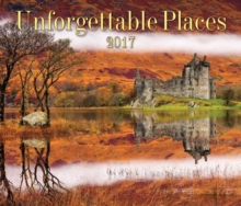 Unforgettable Places 2017, Calendar