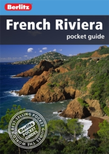 Berlitz: French Riviera Pocket Guide, Paperback