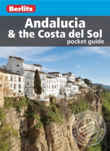 Berlitz: Andalucia & the Costa del Sol Pocket Guide, Paperback Book