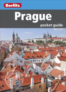 Berlitz: Prague Pocket Guide, Paperback