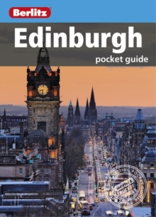 Berlitz: Edinburgh Pocket Guide, Paperback