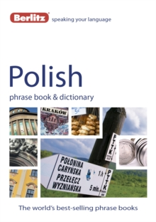Berlitz: Polish Phrase Book & Dictionary, Paperback Book