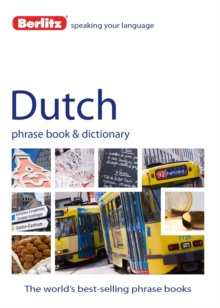 Berlitz Language: Dutch Phrase Book & Dictionary, Paperback