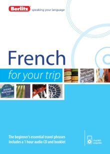 Berlitz Language: French for Your Trip, Paperback