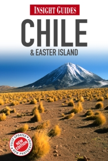 Insight Guides: Chile & Easter Island, Paperback