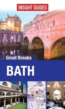 Insight Guides: Great Breaks Bath, Paperback