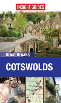 Insight Guides: Great Breaks Cotswolds, Paperback Book