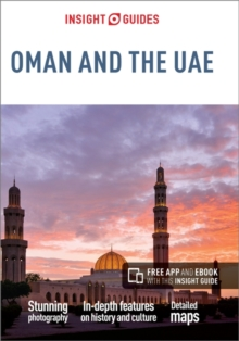 Insight Guides: Oman & the UAE, Paperback