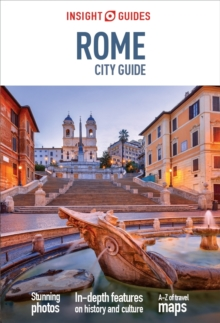 Insight Guides: Rome City Guide, Paperback Book