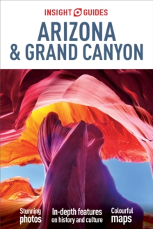 Insight Guides: Arizona & the Grand Canyon, Paperback