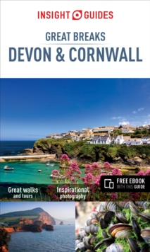 Insight Guides: Great Breaks Devon and Cornwall, Paperback Book