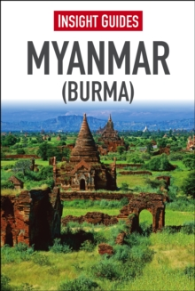 Insight Guides: Myanmar (Burma), Paperback