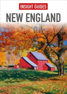 Insight Guides: New England, Paperback