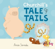 Churchill's Tale of Tails, Paperback Book
