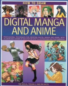 How to Draw Digital Manga and Anime, Paperback Book