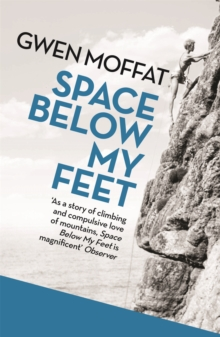 Space Below My Feet, Paperback