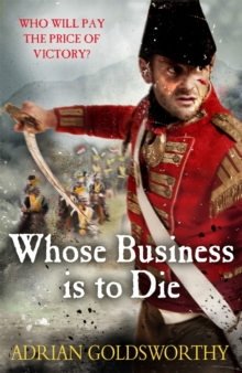 Whose Business is to Die, Paperback Book