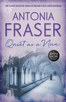Quiet as a Nun : A Jemima Shore Mystery, Paperback