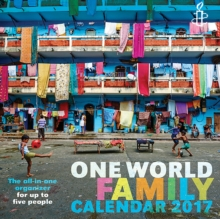 Amnesty: One World Family Calendar 2017, Calendar