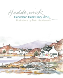Hebridean Desk Diary 2016, Diary Book