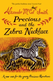 Precious and the Zebra Necklace, Paperback Book