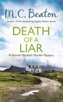 Death of a Liar, Paperback