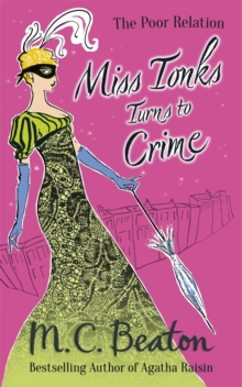 Miss Tonks Turns to Crime, Paperback Book