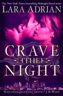 Crave The Night, Paperback