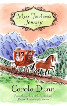 Miss Jacobson's Journey, Paperback Book