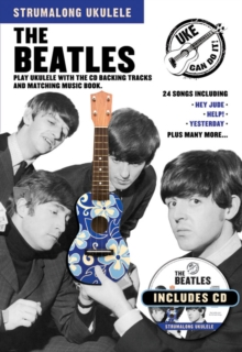 Strumalong Ukulele : Beatles Hits, Paperback Book