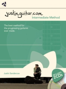 The Justinguitar.Com Intermediate Method (Book/2cd) : Intermediate method, Mixed media product