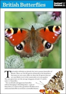British Butterflies : The Instant Guide, Paperback