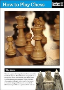 How to Play Chess : The Instant Guide, Paperback