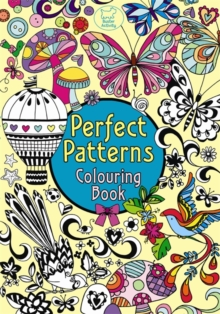 Perfect Patterns Colouring Book, Paperback
