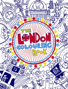 The London Colouring Book, Paperback