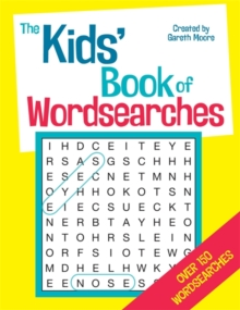 The Kids' Book of Word Searches, Paperback Book