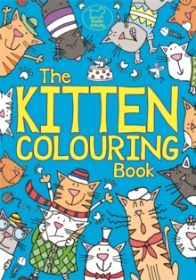 The Kitten Colouring Book, Paperback