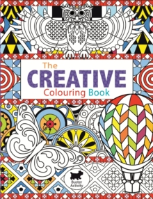 The Creative Colouring Book, Paperback