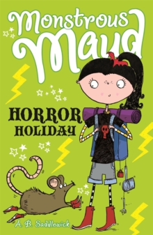 Monstrous Maud: Horror Holiday, Paperback