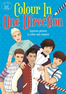 Colour in One Direction, Paperback